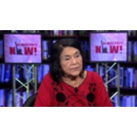 Logo of the podcast Dolores Huerta: Build a Wall of Resistance Against Trump Ending DACA