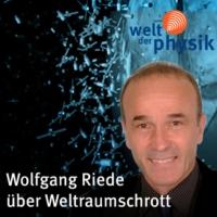 Logo of the podcast Folge 196 – Gefahr durch Weltraumschrott