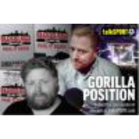 Logo of the podcast Gorilla Position ep039: Paul O'Brien talks his wrestling novels, WWE Live at MSG preview