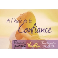 Logo of the podcast A l'école de la confiance