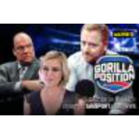 Logo of the podcast Gorilla Position ep067: Renee Young, Paul Heyman + WWE UK Tour