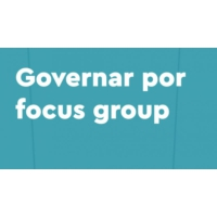 Logo of the podcast Governar por focus group