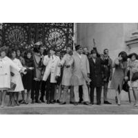 """Logo of the podcast Motown dans """"Clap Hands"""" présenté par Gaëtan Roussel"""