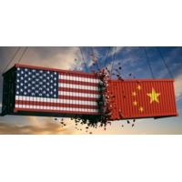 Logo of the podcast الحرب التجارية : محادثات أمريكية صينية قبل العاصمة