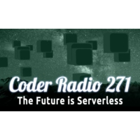Logo of the podcast The Future is Serverless | CR 271