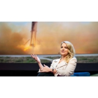 Logo of the podcast SpaceX's plan to fly you across the globe in 30 minutes | Gwynne Shotwell