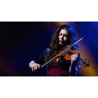 "Logo du podcast ""The Last Serenade"" 