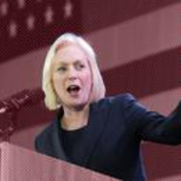 Logo of the podcast Kirsten Gillibrand's Path to Power