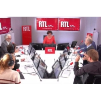 Logo of the podcast RTL Midi du 14 octobre 2019