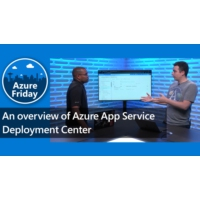 Logo of the podcast An overview of Azure App Service Deployment Center | Azure Friday