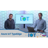 Logo of the podcast Azure IoT TypeEdge : a strongly-typed development experience for Azure IoT Edge | Internet of Thing…
