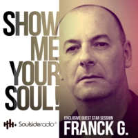 Logo of the podcast SOULSIDE Radio presents DJ Franck G. // Exclusive Guest Mix Session // 01.2017