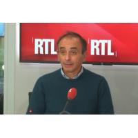 """Logo of the podcast """"Gilets jaunes"""" aux européennes : pour zemmour, """"c'est une combine de Tapie et Macron"""""""