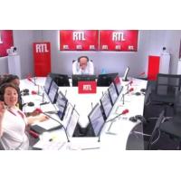 """Logo du podcast Démission de Rugy : """"Nous n'accusons pas nous faisons notre travail"""", dit Plenel sur RTL"""