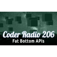 Logo of the podcast Fat Bottom APIs | CR 206