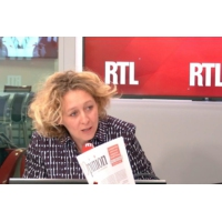 """Logo of the podcast Européennes : Olivier Faure candidat du PS, """"cela en dit long sur l'état du parti"""" pour Alba Ventura"""