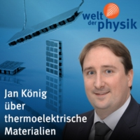 Logo of the podcast Folge 205 – Thermoelektrische Materialien