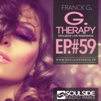 Logo of the podcast FRANCK G // G THERAPY Radioshow // EP#59
