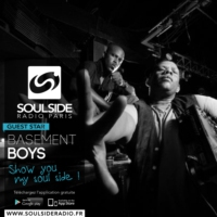Logo du podcast SOULSIDE RADIO GUEST SESSION – BASEMENT BOYS