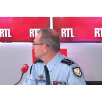 Logo of the podcast L'invité de RTL du 12 juillet 2019, le général Richard Lizurey