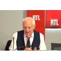 """Logo of the podcast Nicolas Domenach : """"Pouvoir d'achat ou écologie, une fausse opposition"""""""