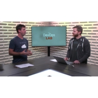 Logo of the podcast Using Azure Boards with GitHub | The DevOps Lab