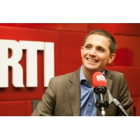 "Logo of the podcast STX : ""Il y a des pudeurs autour de la nationalisation"", lance Florian Philippot sur RTL"