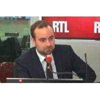 Logo of the podcast Sébastien Lecornu était l'invité de RTL