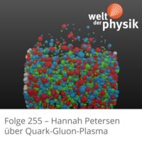 Logo of the podcast Folge 255 – Quark-Gluon-Plasma