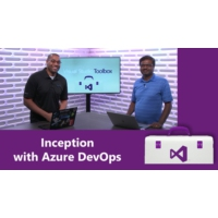 Logo of the podcast Inception with Azure DevOps | Visual Studio Toolbox