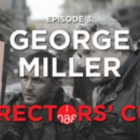 "Logo du podcast 360 Directors' Cut: Oscar-Nominee George Miller, ""Mad Max: Fury Road"""