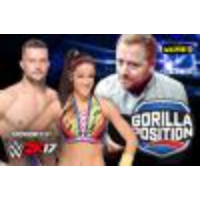 Logo of the podcast Gorilla Position ep100: Finn Bálor and Bayley join in the celebrations as Gorilla Position celebrat…