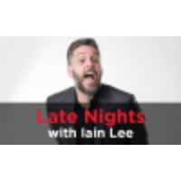 Logo du podcast Late Nights with Iain Lee: Janey Godley and iPod Roulette - Wednesday, October 26