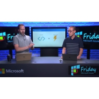 Logo of the podcast Java in Azure Functions | Azure Friday