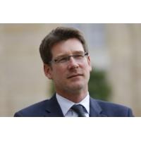 """Logo of the podcast """"La transition climatique ne se fera pas si elle n'est pas juste"""", dit Pascal Canfin sur RTL"""