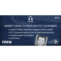 Logo of the podcast W13: FUTMAS Crash with @FUT_Economist
