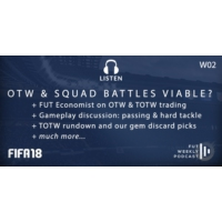 Logo of the podcast W02: OTW Trading & are Squad Battles viable?