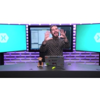 Logo of the podcast Snack Pack 24: Xamarin Live Player for iOS Coded UI Applications | The Xamarin Show