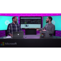 Logo of the podcast Azure Active Directory B2C Authentication For Mobile with Matthew Soucoup | The Xamarin Show