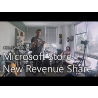 Logo of the podcast A new revenue share for Microsoft Store - #ifdef WINDOWS | #ifdef WINDOWS
