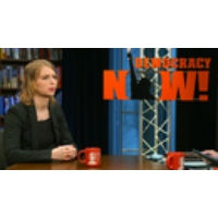 Logo of the podcast Democracy Now! 2018-03-27 martes