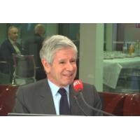 "Logo of the podcast Grand débat national : ""C'est l'irruption de l'inattendu"", estime Alain Minc"