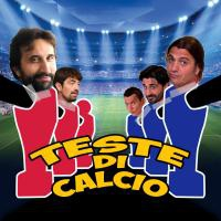 Logo du podcast Teste Di Calcio. Rubrica d'intrattenimento con Lapo De Carlo e Fabio Donolato