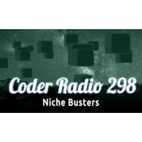 Logo of the podcast Niche Busters | CR 298