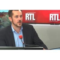 """Logo of the podcast Nicolas Bay sur RTL : """"Ce remaniement est un petit jeu de chaises musicales"""""""