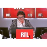 "Logo of the podcast 1er mai sous tension : ""On ira jusqu'au bout"" assure une ""gilet jaune"""