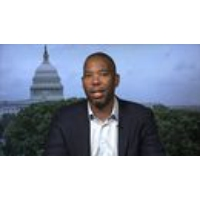 Logo of the podcast Full Interview: Ta-Nehisi Coates on Charlottesville, Trump, the Confederacy, Reparations & More