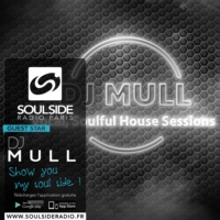 Logo of the podcast SOULSIDE RADIO GUEST SESSION – DJ MULL