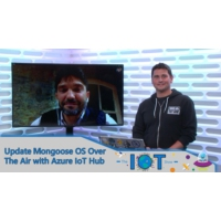 Logo of the podcast Update Mongoose OS with Automatic Device Management in Azure IoT Hub | Internet of Things Show