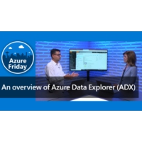 Logo of the podcast An overview of Azure Data Explorer (ADX) | Azure Friday